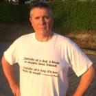 Paolo gestore del b&b La Casa del Sole di Golferenzo