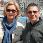 Tatiana e Paolo qualche anno fa...